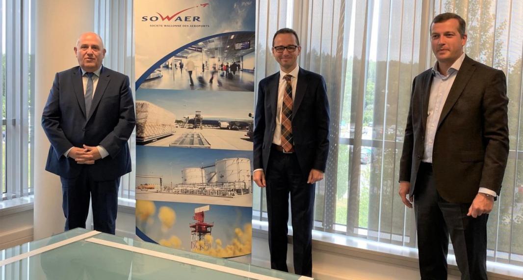 Protocole de collaboration entre la SOWAER et le Médiateur