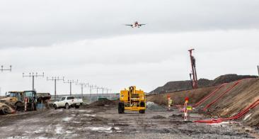 Aéroport de Charleroi Bruxelles-Sud – Allongement de la piste – Infos Riverains – Semaine 49