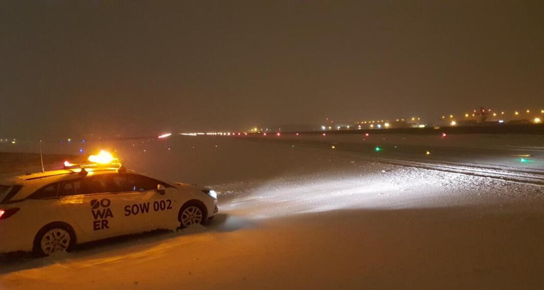 Aéroport de Charleroi – Sécurité accrue pour le trafic aérien