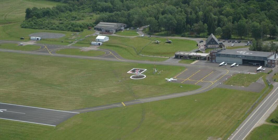 L'aérodrome de Spa a son site web